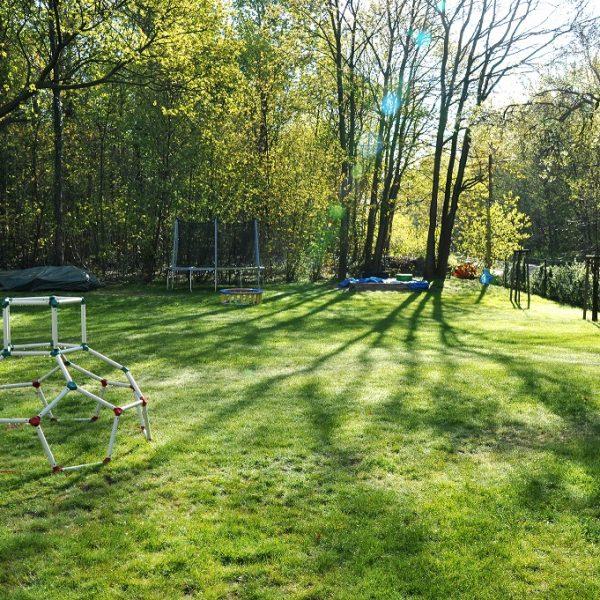 Kindeswohl Spielplatzprojekt - Hier wird der neue Spielplatz entstehen!